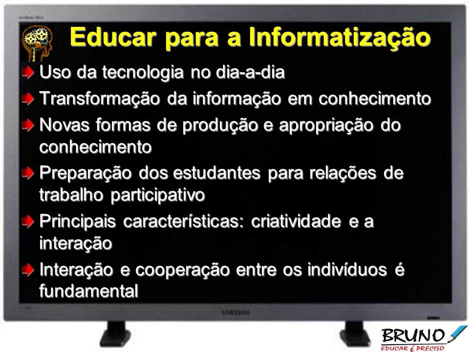 Educar para a Informatização