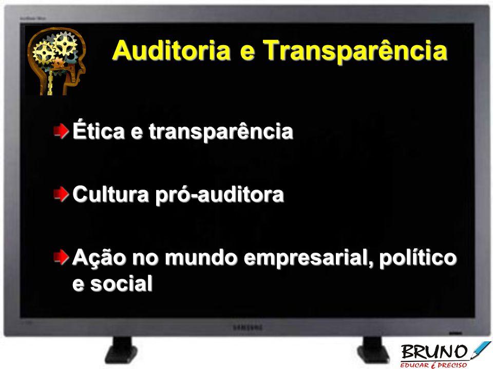 Auditoria e Transparência