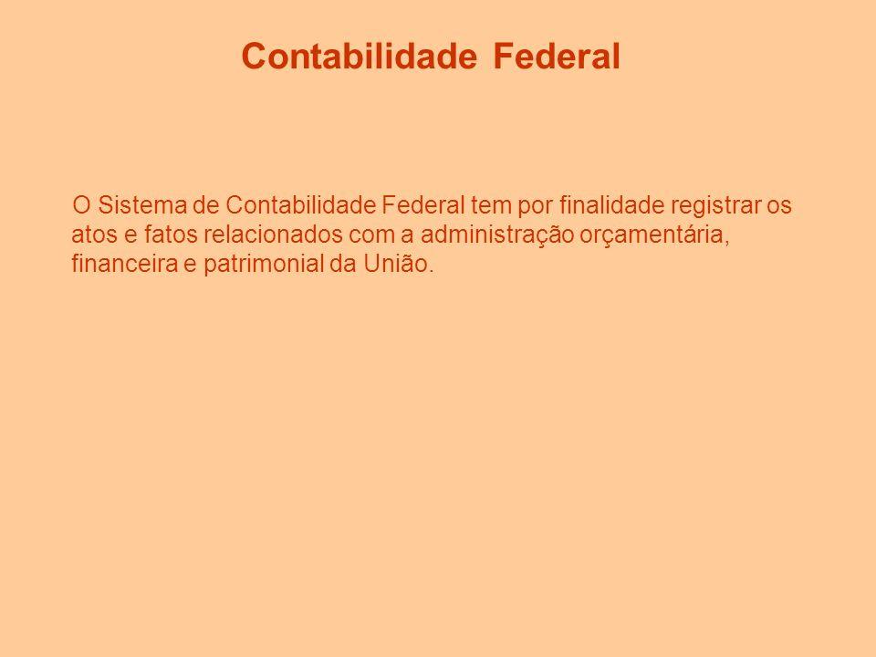 Contabilidade Federal