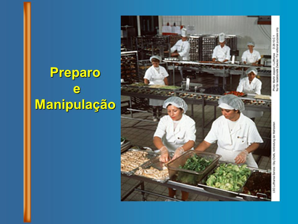 Preparo e Manipulação