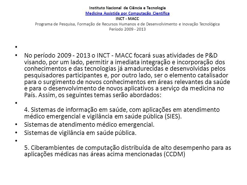 Sistemas de atendimento médico emergencial.