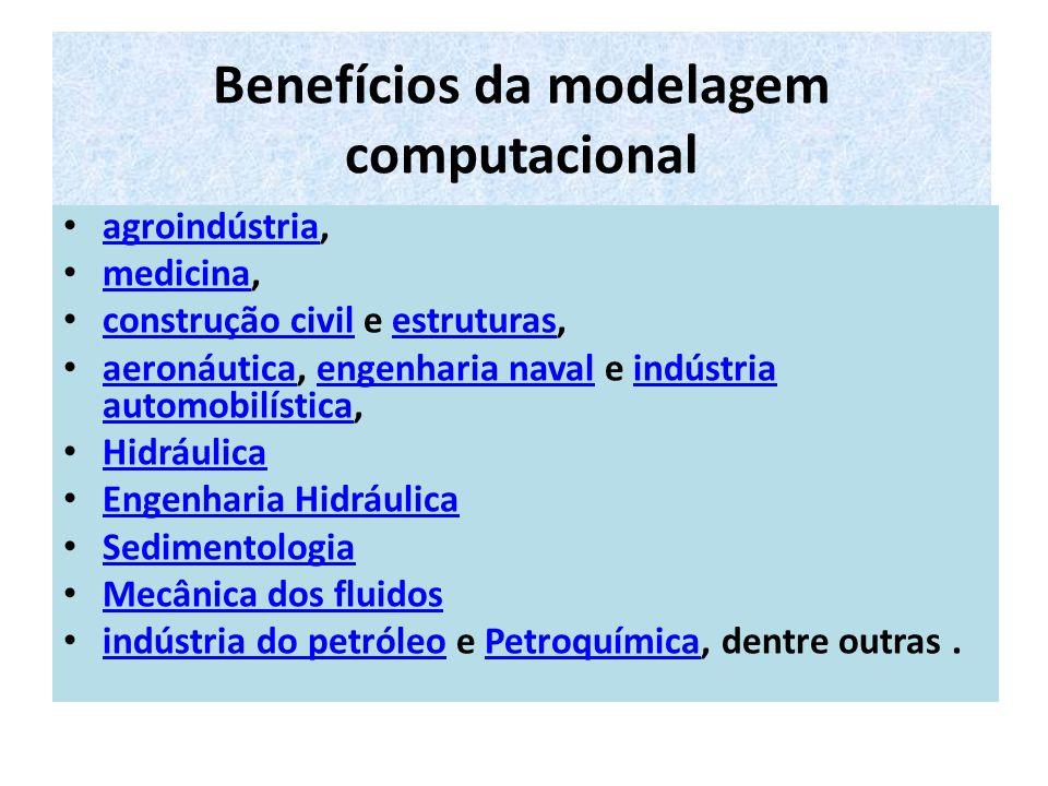 Benefícios da modelagem computacional