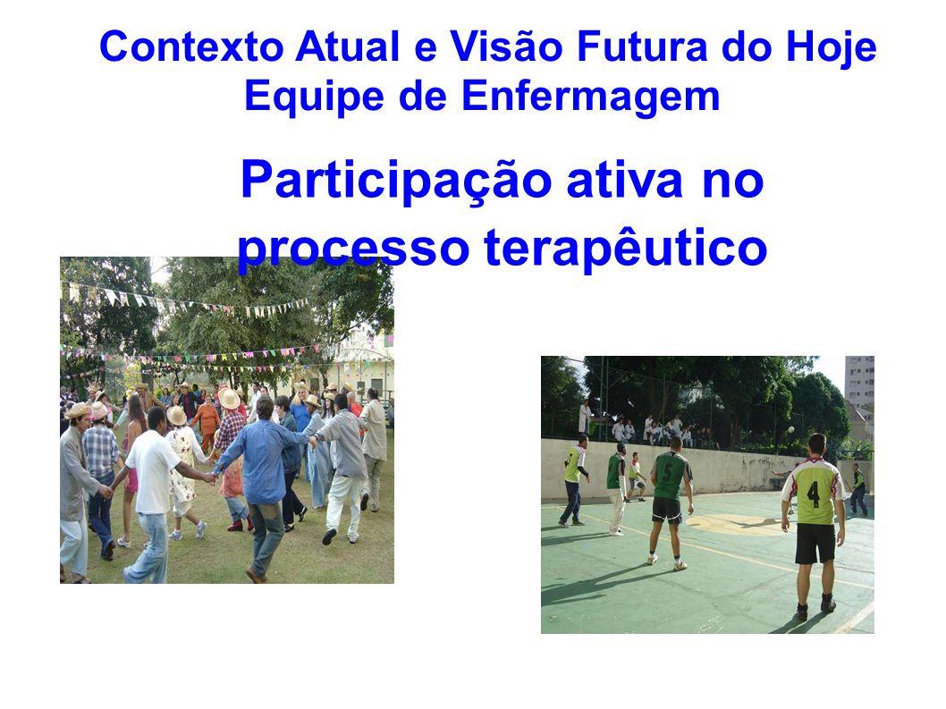 Participação ativa no processo terapêutico