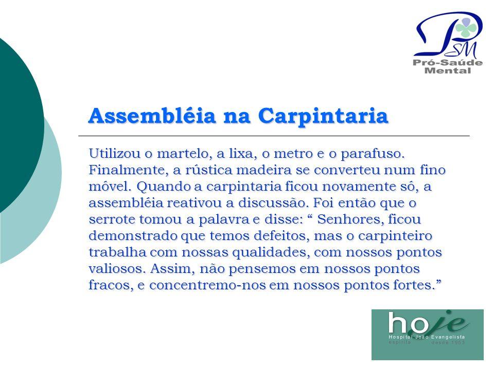 Assembléia na Carpintaria