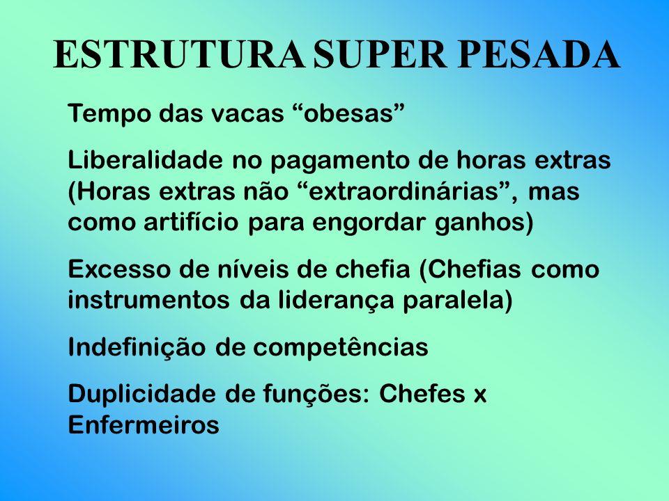 ESTRUTURA SUPER PESADA