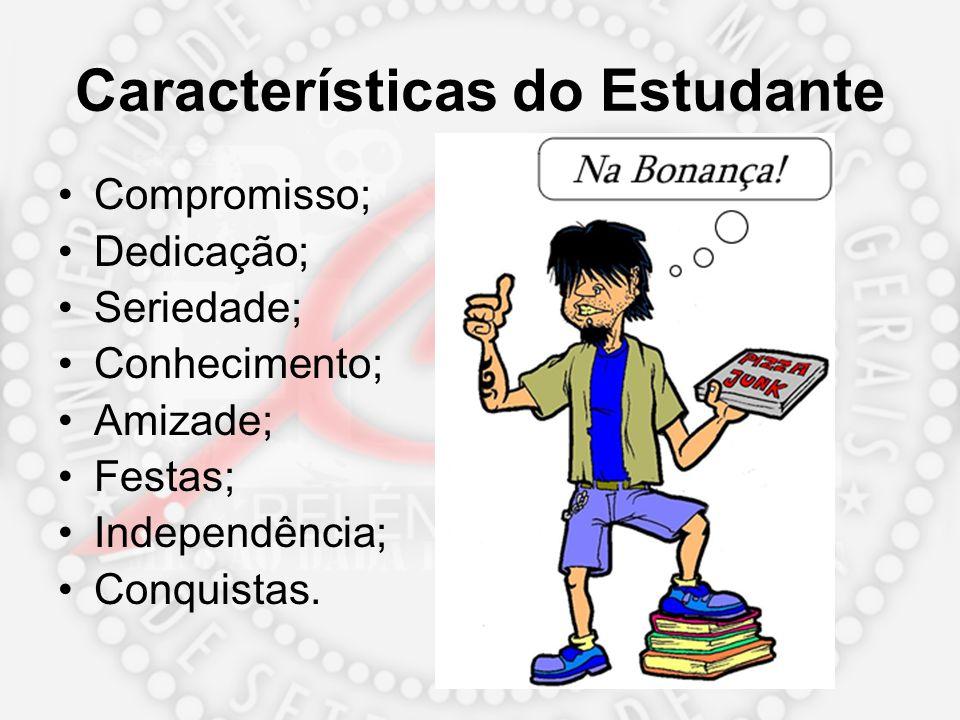 Características do Estudante