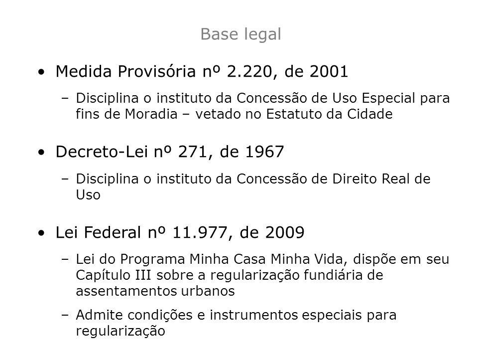 Medida Provisória nº 2.220, de 2001