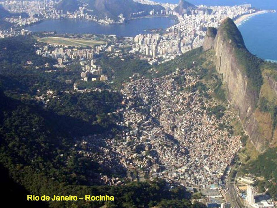 Rio de Janeiro – Rocinha