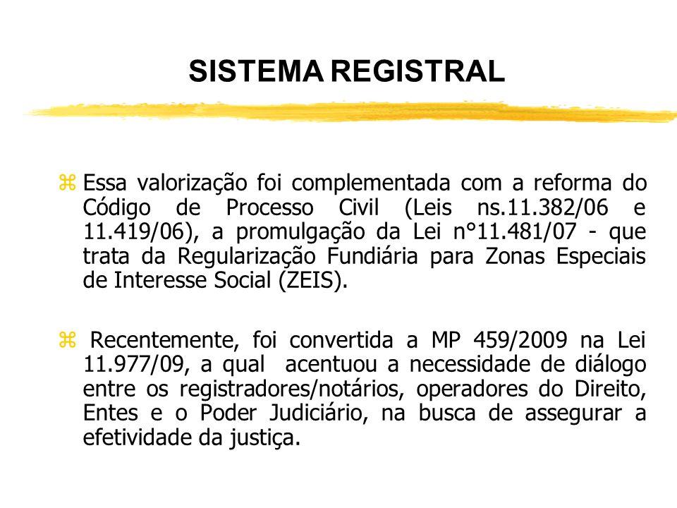 SISTEMA REGISTRAL