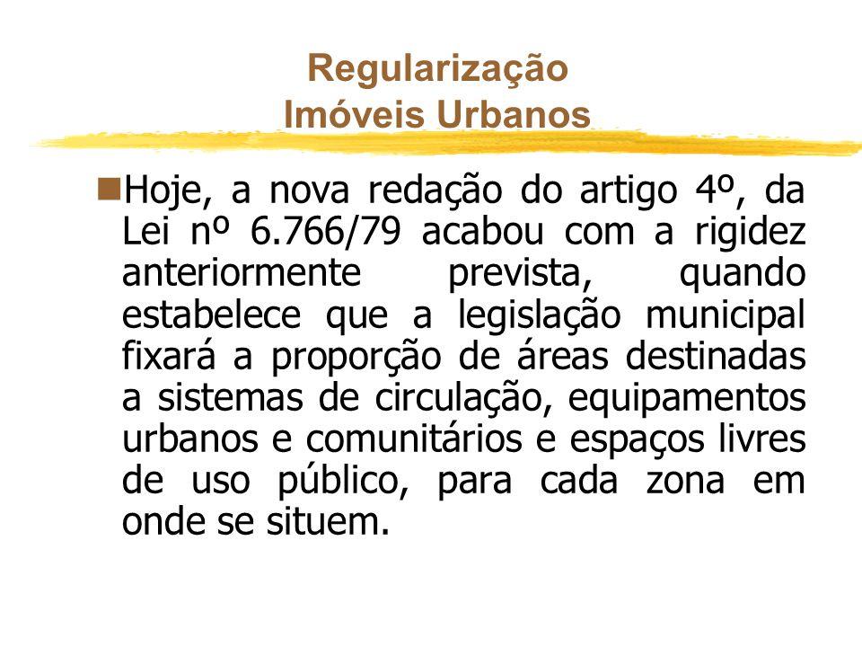 Regularização Imóveis Urbanos
