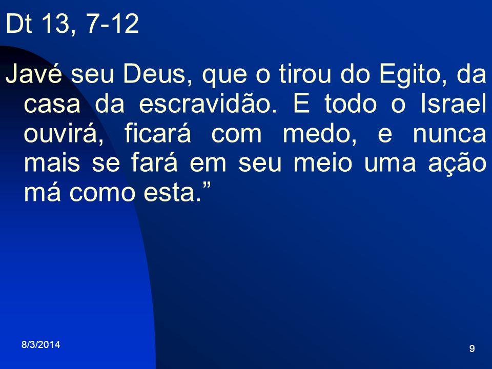 Dt 13, 7-12