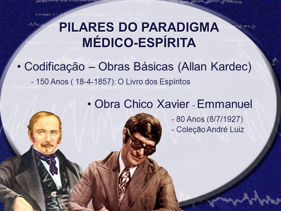 PILARES DO PARADIGMA MÉDICO-ESPÍRITA