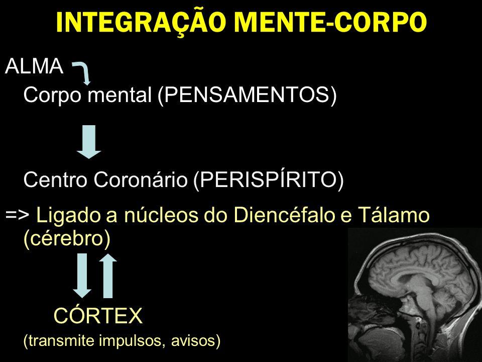 INTEGRAÇÃO MENTE-CORPO