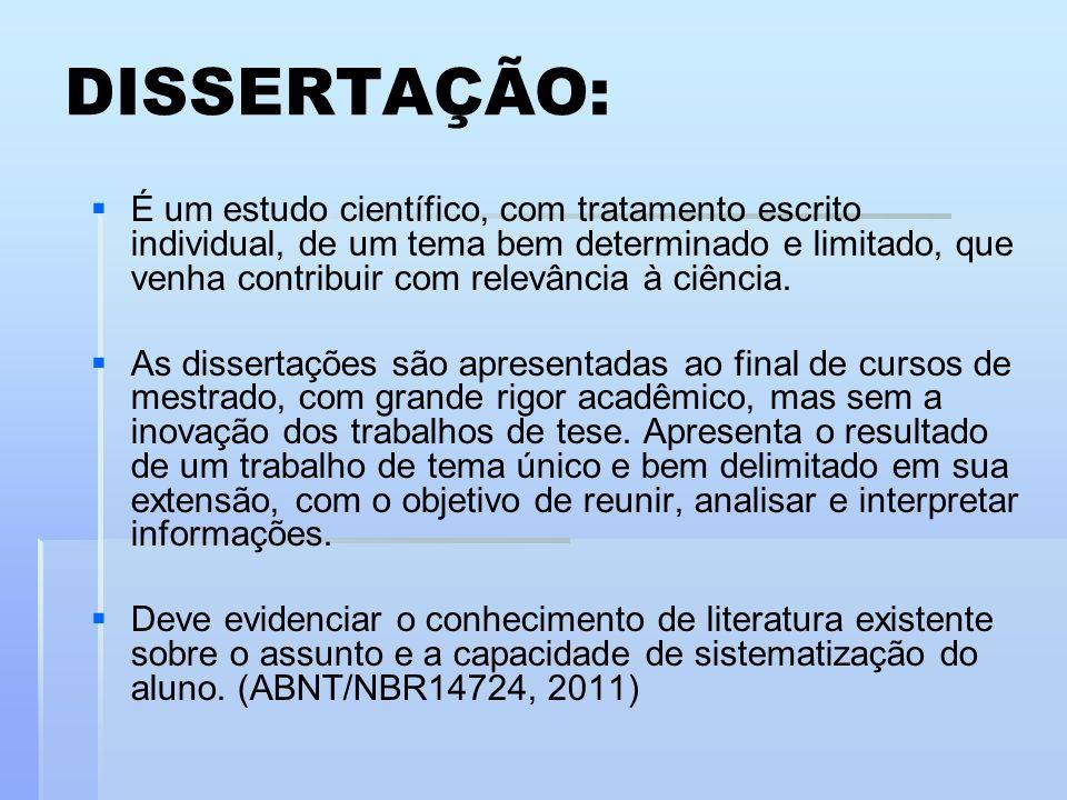 DISSERTAÇÃO: