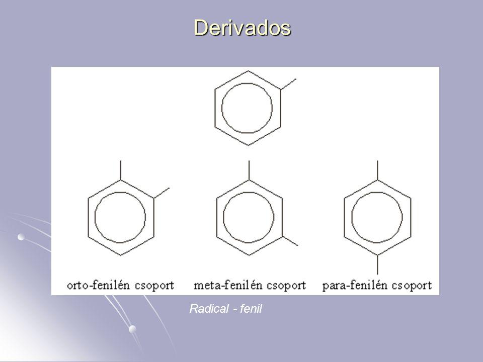 Derivados Radical - fenil