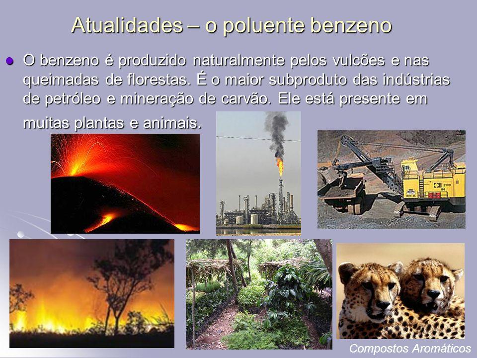 Atualidades – o poluente benzeno