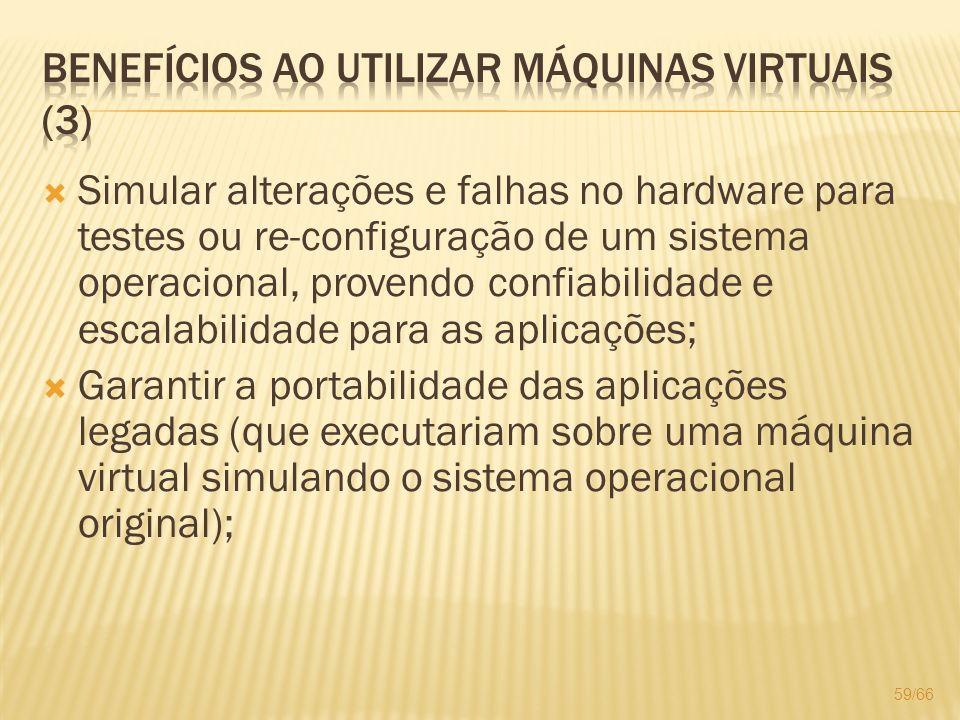 Benefícios ao utilizar máquinas virtuais (3)