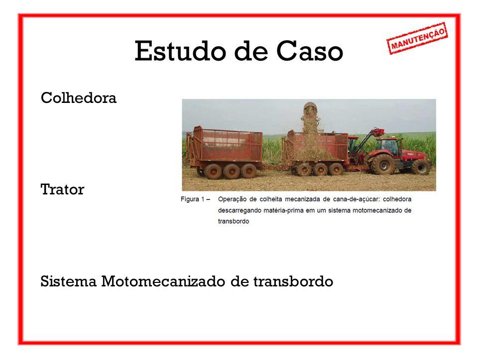 Estudo de Caso Colhedora Trator Sistema Motomecanizado de transbordo