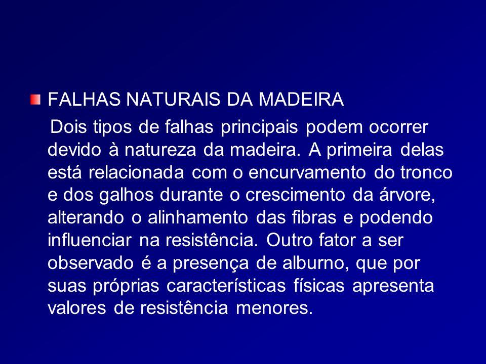 FALHAS NATURAIS DA MADEIRA