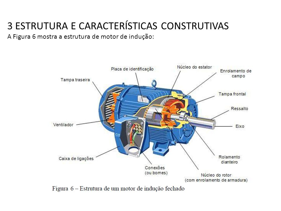 3 ESTRUTURA E CARACTERÍSTICAS CONSTRUTIVAS