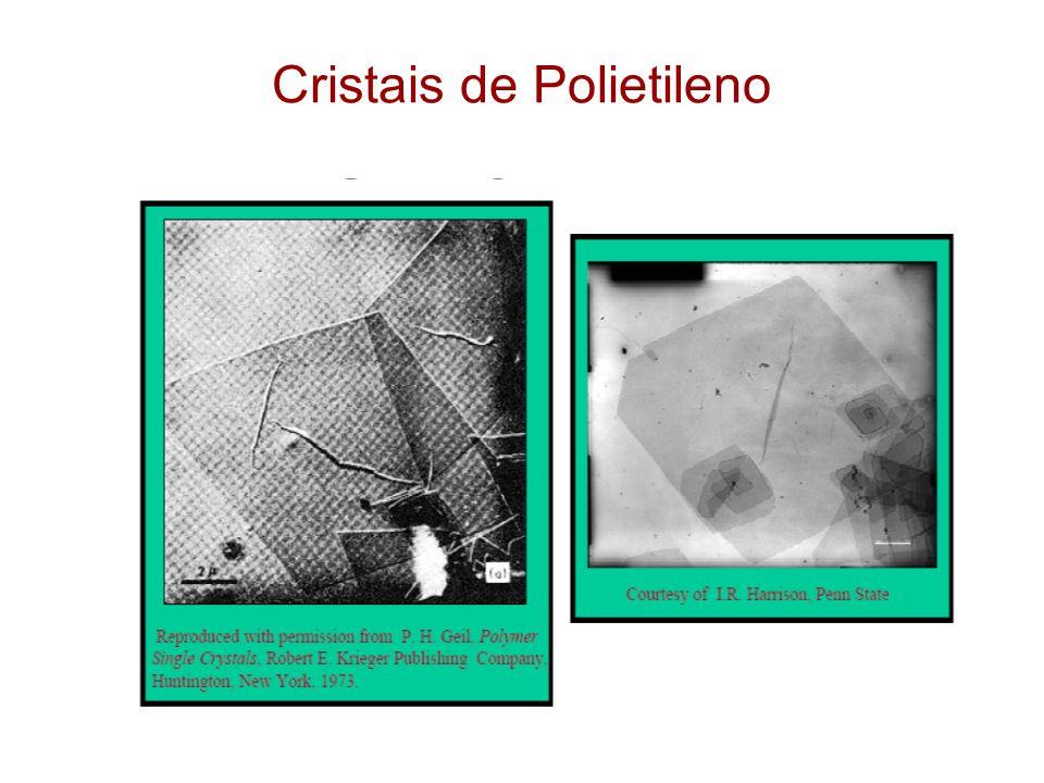 Cristais de Polietileno