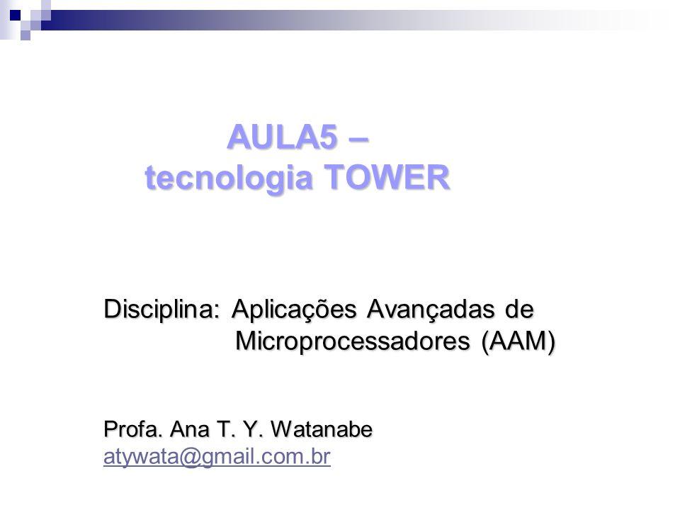 AULA5 – tecnologia TOWER