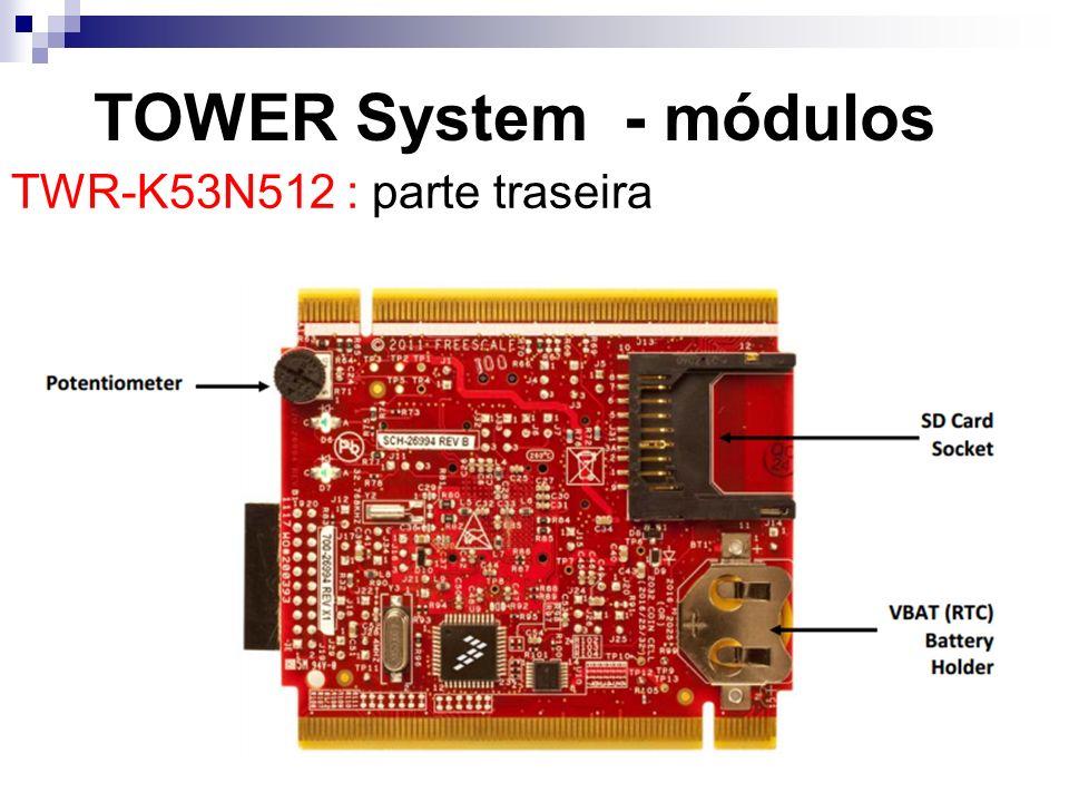 TWR-K53N512 : parte traseira