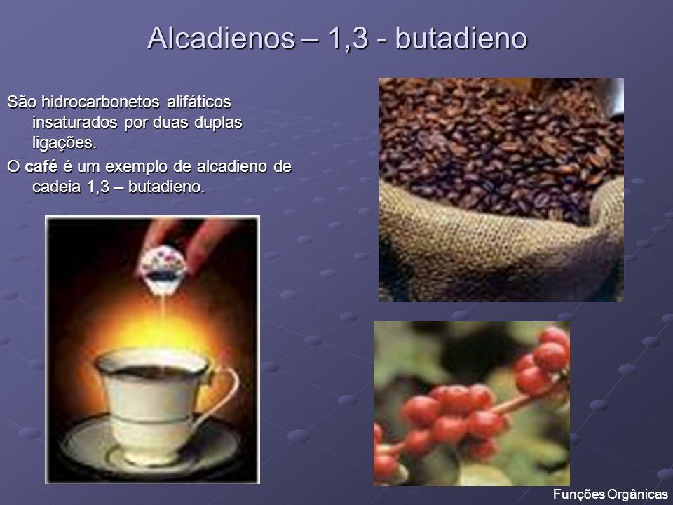 Alcadienos – 1,3 - butadieno