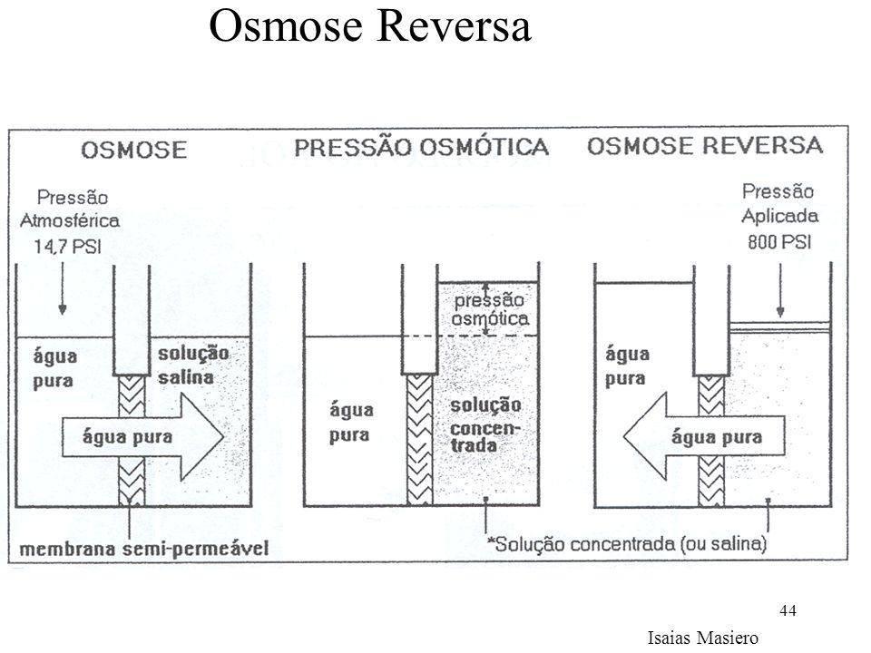 Osmose Reversa Isaias Masiero