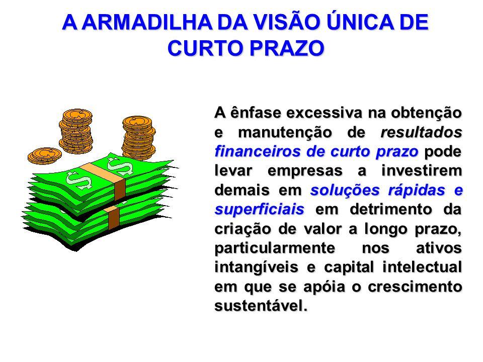 A ARMADILHA DA VISÃO ÚNICA DE