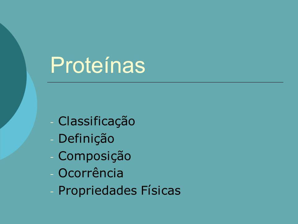 Classificação Definição Composição Ocorrência Propriedades Físicas