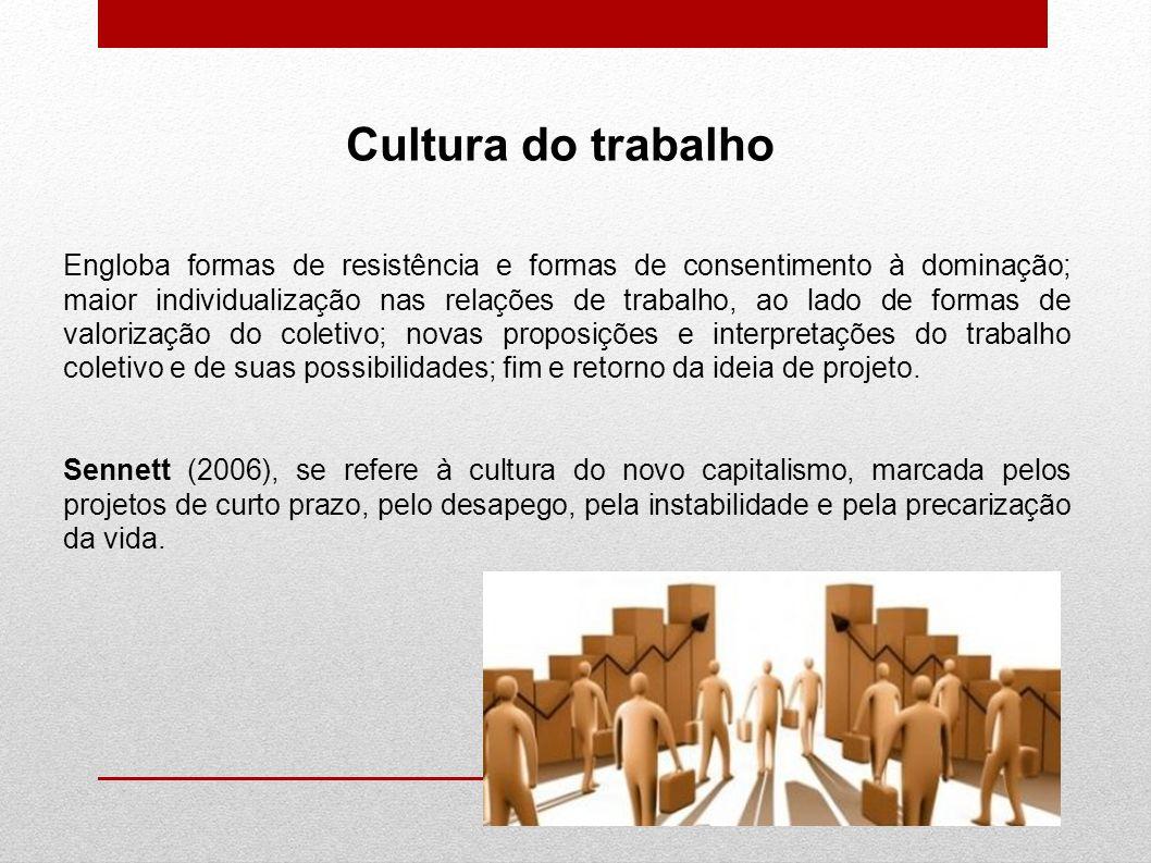 Cultura do trabalho