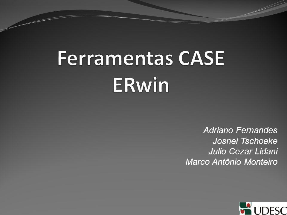 Ferramentas CASE ERwin