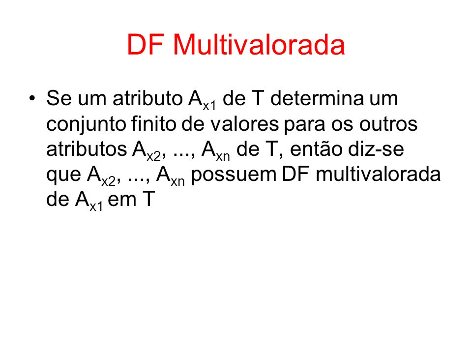 DF Multivalorada