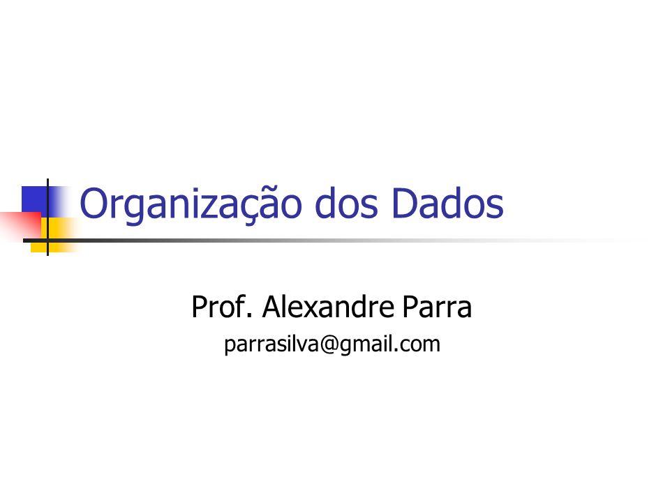 Prof. Alexandre Parra parrasilva@gmail.com