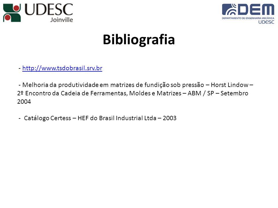 Bibliografia - http://www.tsdobrasil.srv.br
