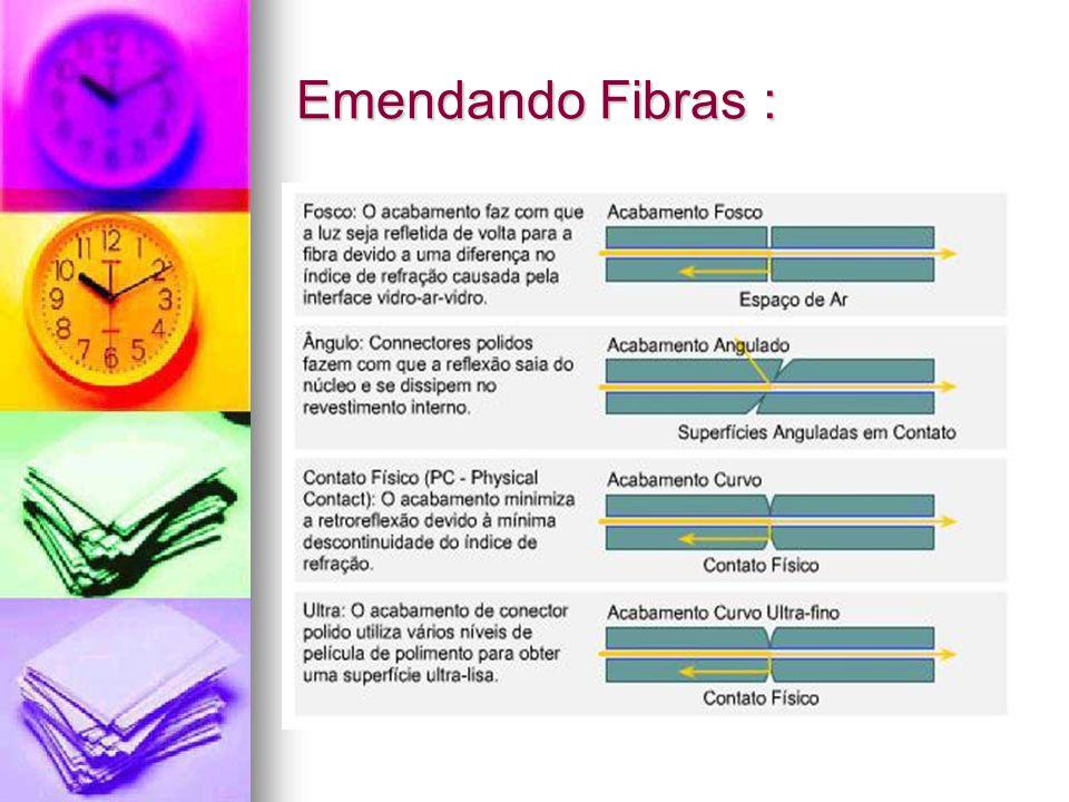 Emendando Fibras :