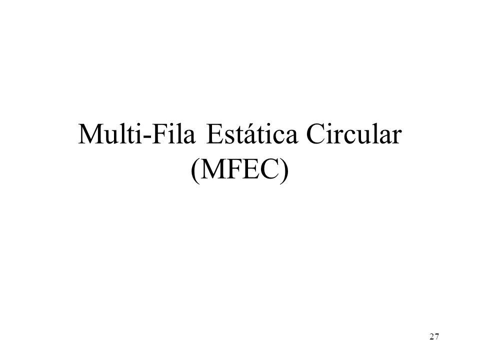Multi-Fila Estática Circular (MFEC)