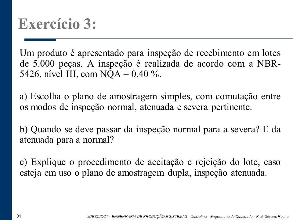 Exercício 3: