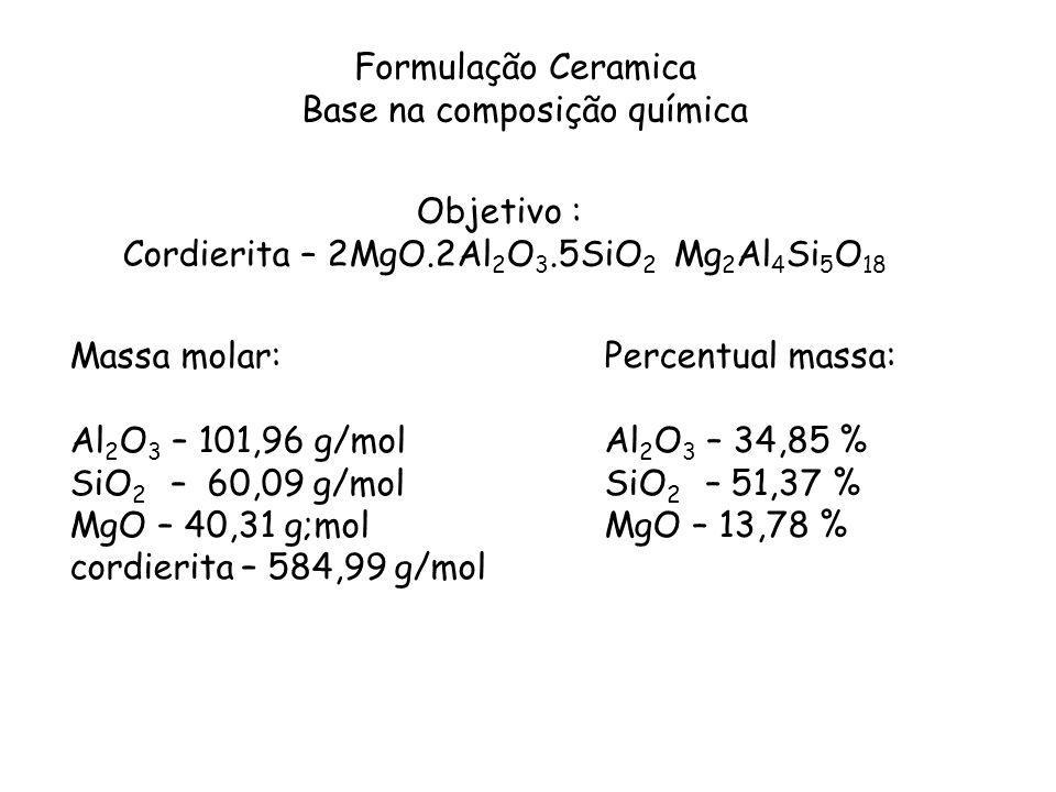 Base na composição química