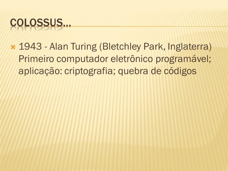 Colossus...
