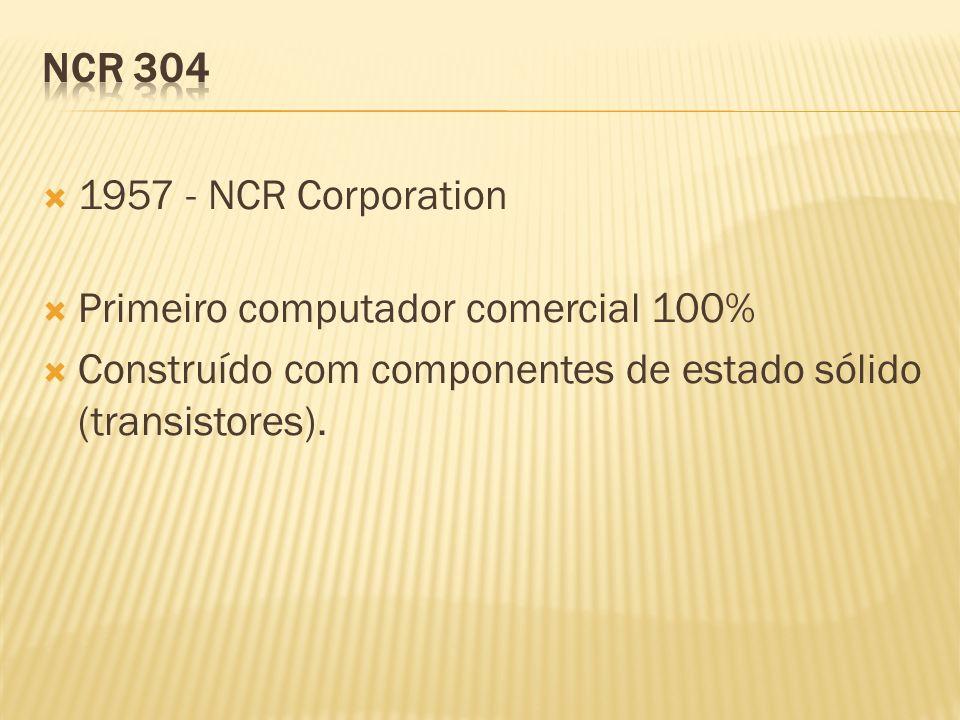 NCR 304 1957 - NCR Corporation.