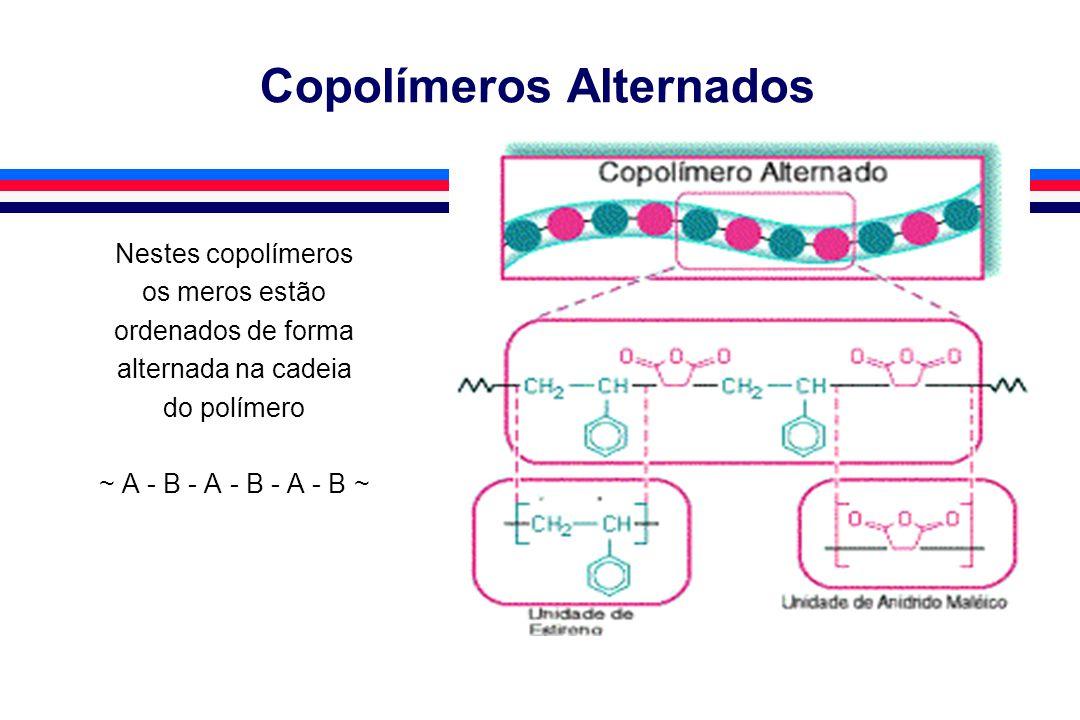 Copolímeros Alternados