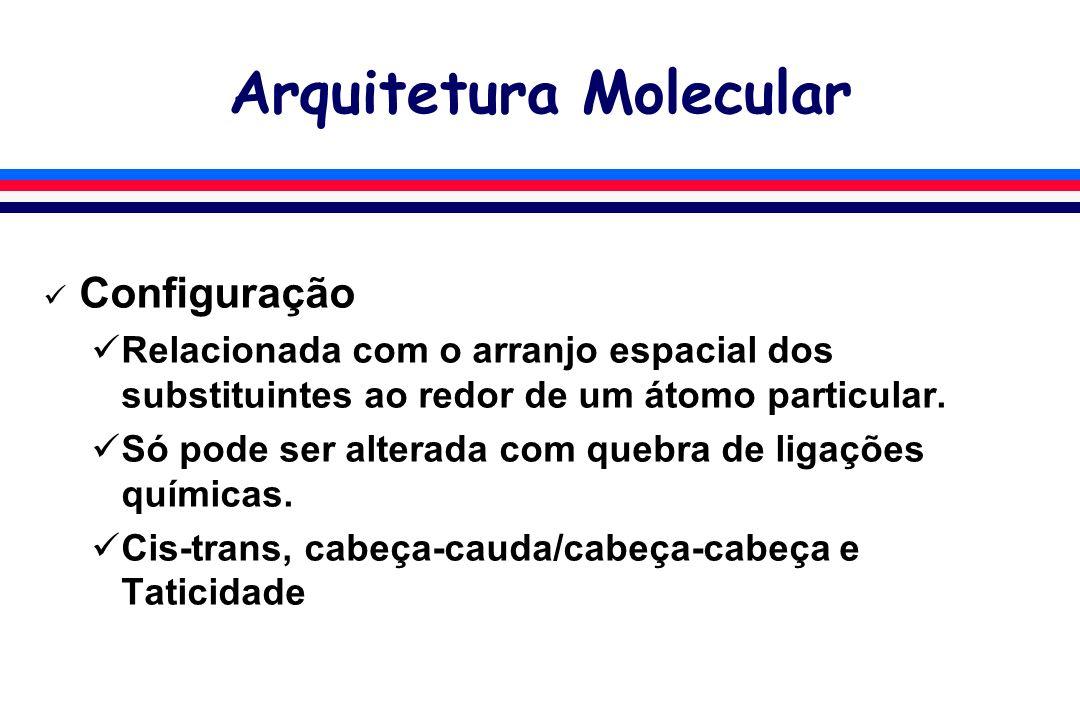 Arquitetura Molecular