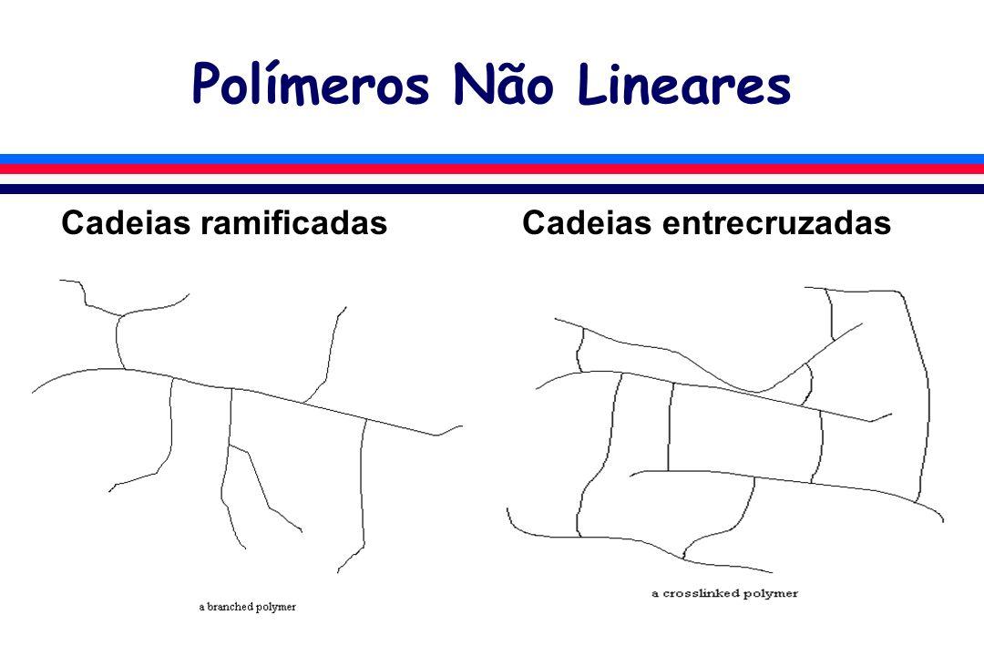 Polímeros Não Lineares