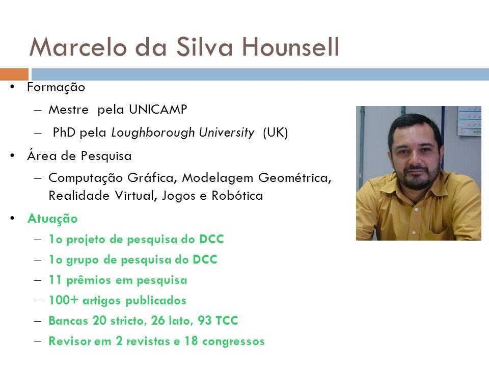 Marcelo da Silva Hounsell