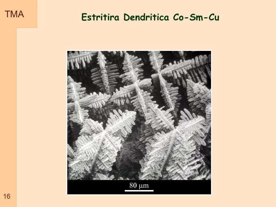 Estritira Dendritica Co-Sm-Cu