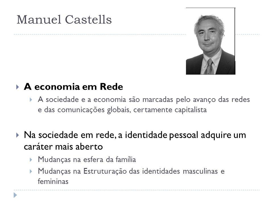 Manuel Castells A economia em Rede