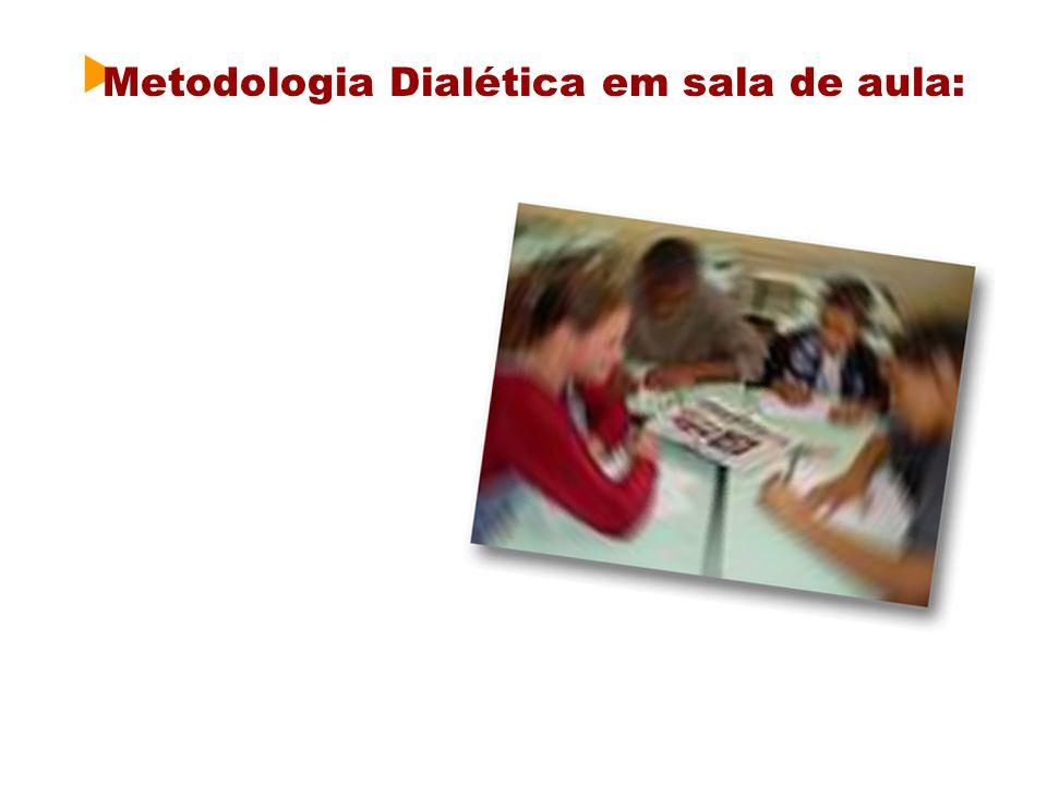 Metodologia Dialética em sala de aula:
