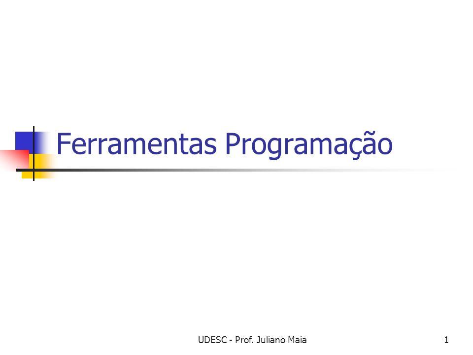Ferramentas Programação